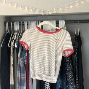 Small Striped Aerie Shirt